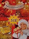 real,- großer Kosmetik Adventskalender/Weihnachtskalender für Sie (Damen/Frauen) 60cm hoch