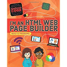 I'm an HTML Web Page Builder