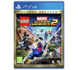 Lego Marvel Super Heroes 2 Deluxe Edition (Playstation 4) [UK IMPORT]