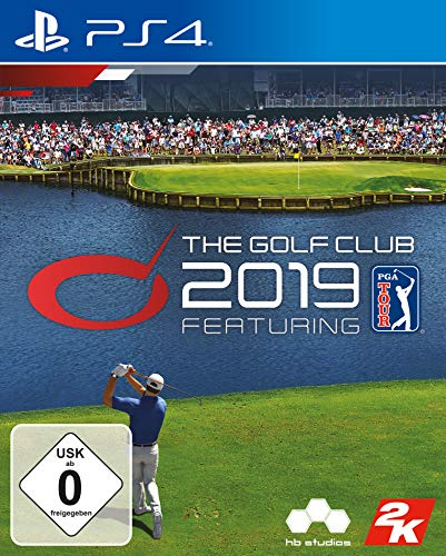 The Golf Club 2019 featuring PGA TOUR [ ] (Spiele 4 Golf Playstation)