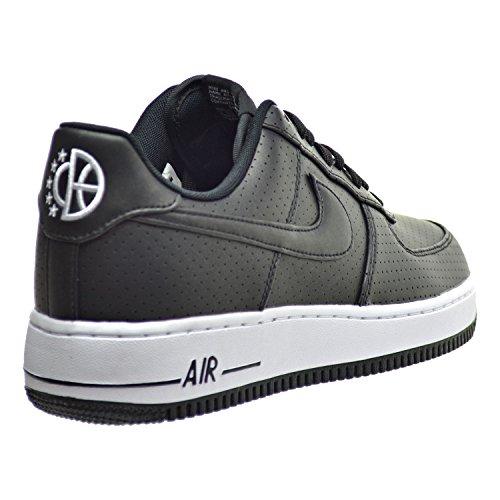 Nike Air Force 1 '07 LV8, Herren Sneakers , black black white 014