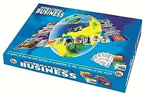 Ekta International Business Board Game Family Game