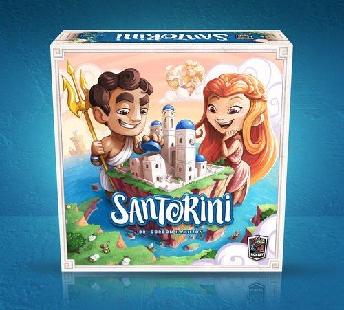 Preisvergleich Produktbild Santorini - English