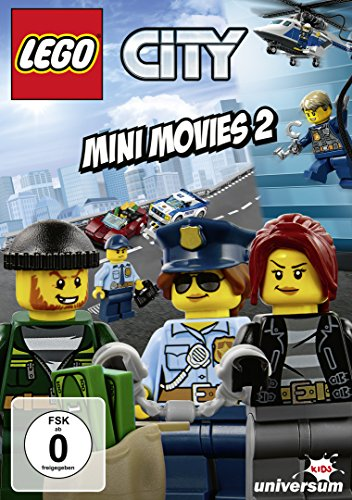 Lego City Mini Movies 2 - Lego Filme City