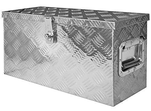Truck Box Caisse de Transport Remorque Boîte à Outils Chequer Plaque en Alu V2Aox
