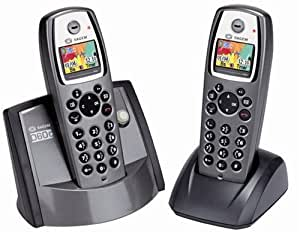 SAGEM D60C Téléphone Sans fil Noir