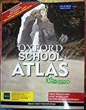 Oxford School Atlas: India's Most Trusted Atlas 36th edition (Areal app)