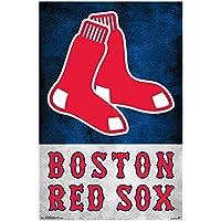 Unbekannt Boston Red Sox Team Logo MLB Poster RP16510