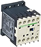 Schneider Electric LC1K0910P7 contacteur TeSys, LC1-K, 3P, 9 A, 440VAC-3, bobine 230 VCA, 50/60 Hz