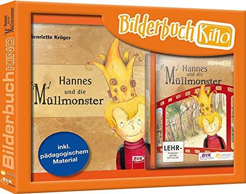 """Bilderbuchkino zu """"Hannes und die Müllmonster"""""""