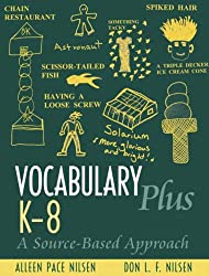 Vocabulary Plus K-8: A Source-Based Approach (Pearson at School)