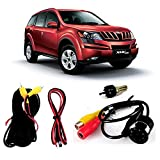 #1: Fabtec Waterproof Reverse Car Parking Camera with Inferred (IR) Night Vision Technology for Mahindra Xuv 500