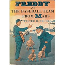 Freddy and the baseball team from Mars