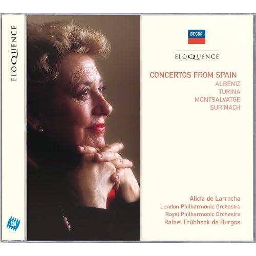 Montsalvatge: Concerto Breve - 2. Dolce de Alicia de ...