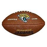Wilson Nfl Team Logo Jacksonville Jaguars American Football Ball - Brown, Mini