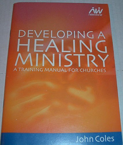 developing-a-healing-ministry