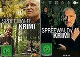 Spreewaldkrimi Folge 1-10 [DVD Set]