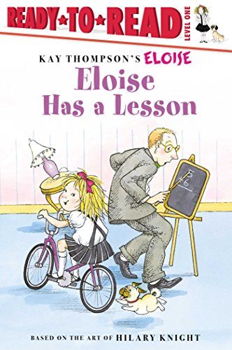 Eloise Has a Lesson -