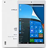 Teclast Tablet PC Windows 10 Android 5.1 Dual OS with 8 inch IPS Screen, Intel Cherry Trail Z8350 Quad Core 1.44GHz 2GB RAM 32GB ROM Tablet Computer with Dual Camera G-sensor Bluetooth OTG Micro HDMI