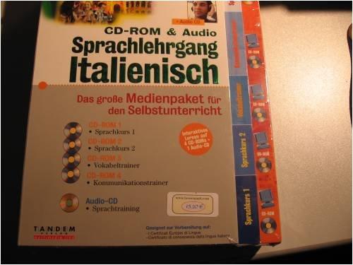 Preisvergleich Produktbild Sprachlehrgang Italienisch