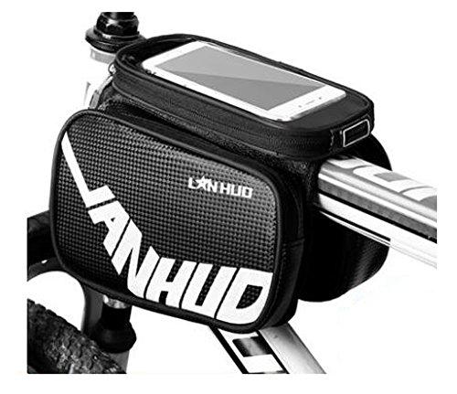 Bike Bag Bunte Fahrrad Lenker Pakete für 6 Zoll Telefon Multi-Funktions-Fahrrad-Zubehör#17