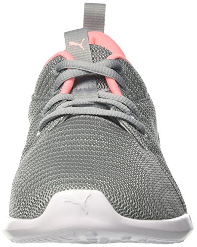 Puma Damen Carson 2 Wn's Cross-Trainer Grau (Quarry-Soft Fluo Peach)