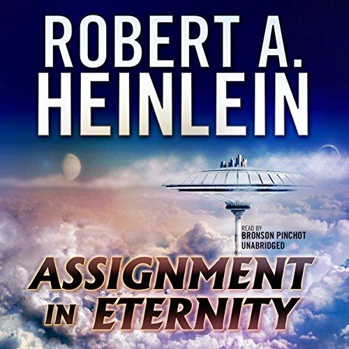 Assignment in Eternity  Audiolibri
