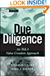 Due Diligence: An M&A Value Creation...