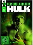 Der unglaubliche Hulk - Staffel 4 [5 DVDs]