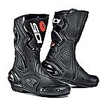 Sidi Cobra Motorcycle Boot, Black, Size 45