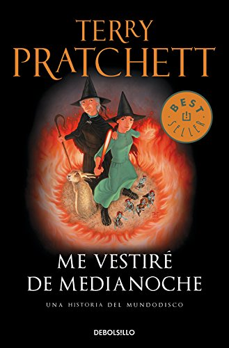 Me vestiré de Medianoche (Mundodisco 38) (BEST SELLER) por Terry Pratchett