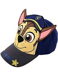 Nickelodeon Toddler Boys' Paw Patrol Character Cotton Baseball Cap, Age 2-4
