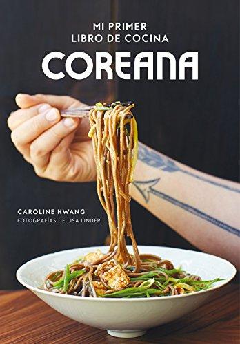 Mi primer libro de cocina coreana