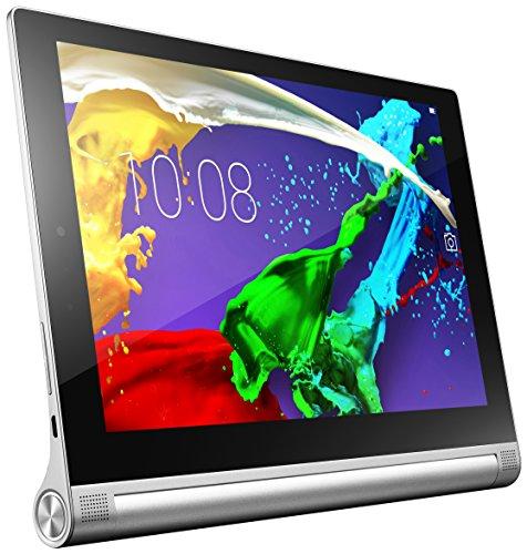 Lenovo Yoga Tablet 2-10 25,7 cm (10,1 Zoll FHD-IPS) Tablet (Intel Atom Z3745, 1,86GHz, 2GB RAM, 32GB interner Speicher, Touchscreen, Android 4.4) platinum (Cannon Kamera Und Drucker)