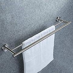 Doppelter Handtuchhalter