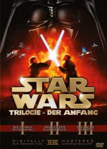 Twentieth Century Fox Home Entert. Star Wars Trilogie: Der Anfang - Episode I-III [3 DVDs]