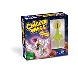 Huch & Friends 879790 - Chicken Wings - Glow in the dark Spiel