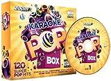 Zoom Karaoke Pop Box Party Pack - 6 CD+G Box Set - 120 Songs