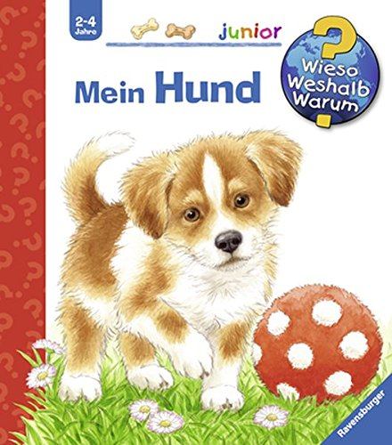 Mein Hund (Wieso? Weshalb? Warum? junior, Band 41)