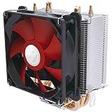 Xilence M303 CPU Kühler mit Lüfter (92 mm) rot