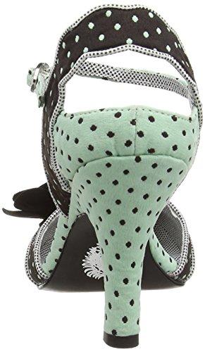 Ruby ShooHeidi - Scarpe con Tacco donna Verde (Green (Mint))