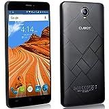 Cubot Max Smartphone ohne Vertrag 6 Zoll HD Touch-Display mit 4100 mAh Akku