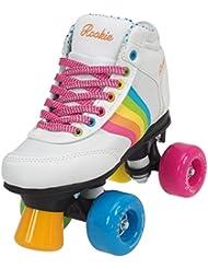 Rookie Forever Rainbow V2Patins à 4roulettes, unisexe, enfants