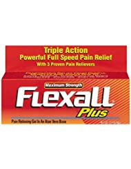 Flexall Plus 4 oz. by CHATTEM LABS