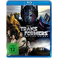 Transformers 5 - The Last Knight inklusive Bonus-Disc