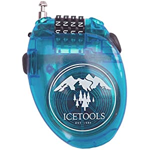 Icetools Leash Mrs. Lock Leash