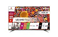 LG UH661V Ultra HD 4K Smart TV with WebOS (2016 Model)