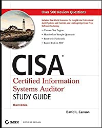 CISA Certified Information Systems Auditor Study Guide by David L. Cannon (2011-03-22)