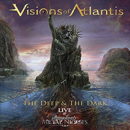 Visions of Atlantis: The Deep & the Dark - Live at Symphonic Metal (Audio CD)