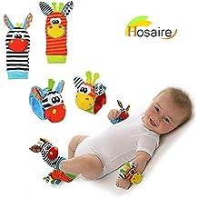 Hosaire en Calcetines y Muñeca para Bebé bf8438130b92